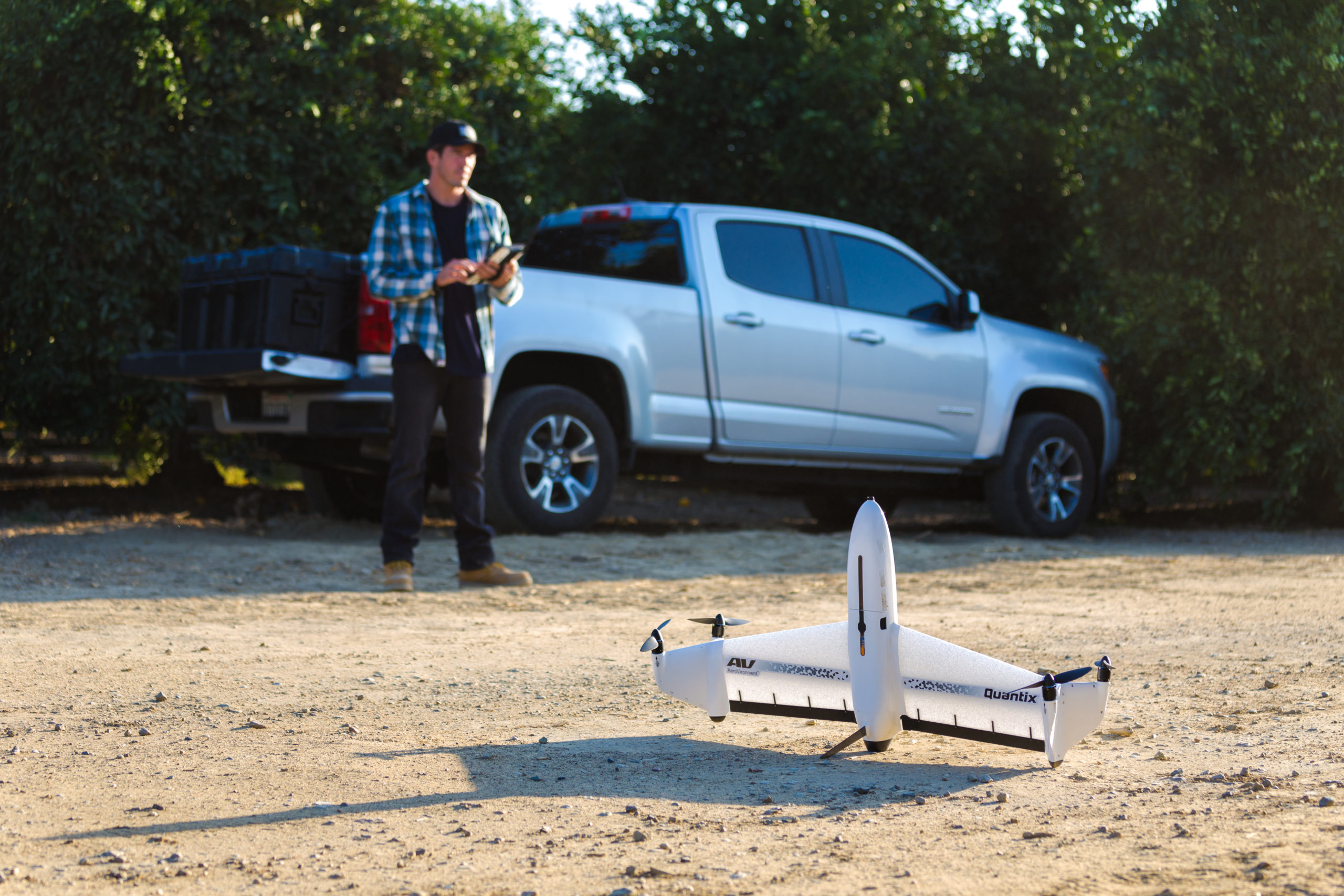 Quantix Drone for Agriculture Mapping