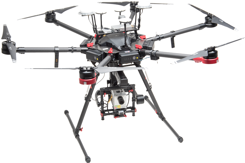 Custom Drone Hardware Software Solutions Draganfly