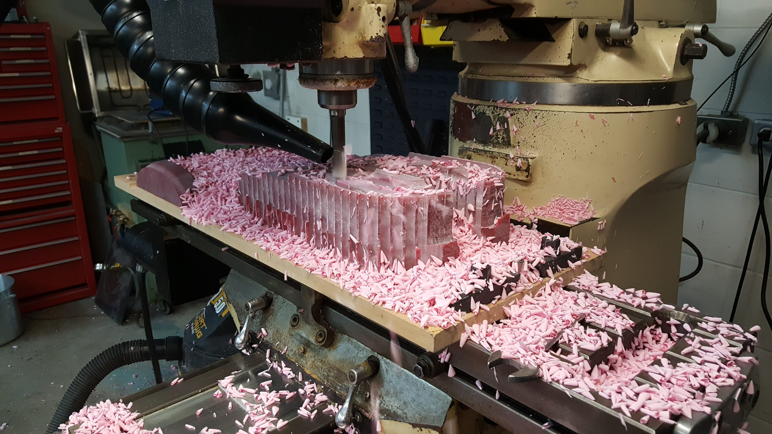 Mold Milling