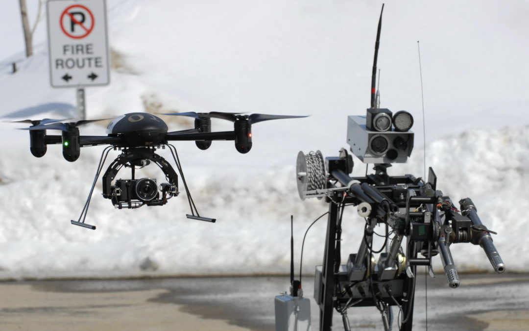 Drones for Military and Government