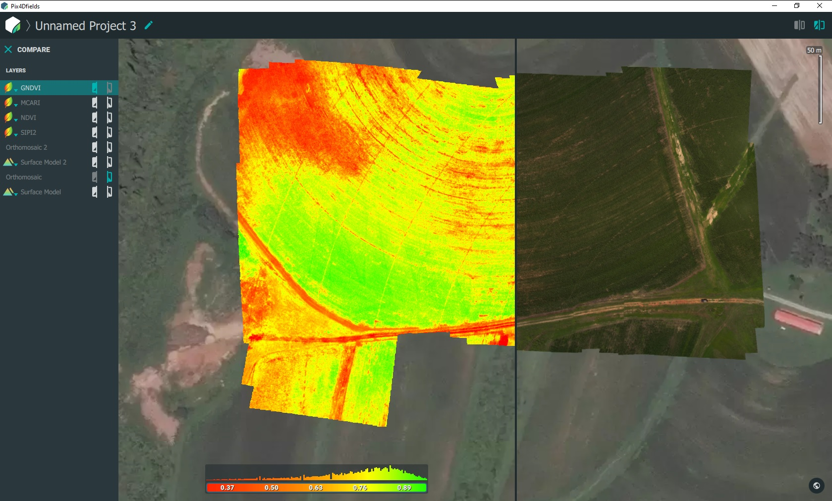 drone mapping softwre