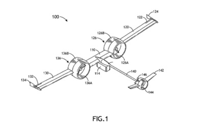 Draganfly Issued New Delivery Drone Patent